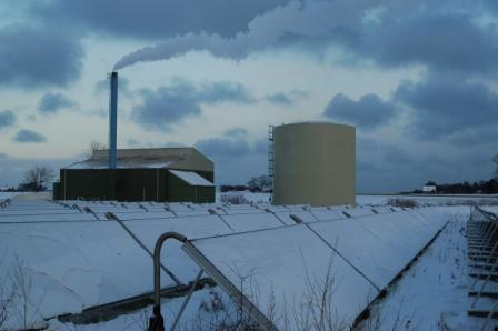 Energi fra Solen, Mårup, vinteren 2010-2011