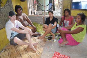 Familien Mbw Lataa og Eske Bariki