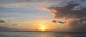 Kiribati_sunset